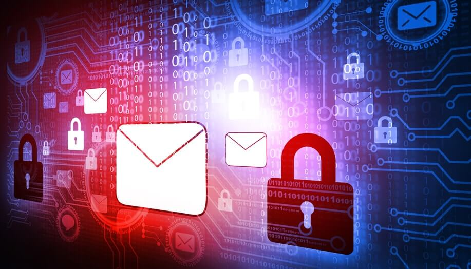 prevent email fraud and maintain information security